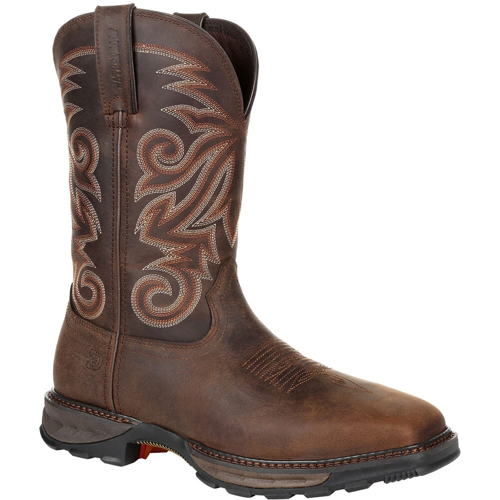Image for Durango Men's Maverick XP WP Safety Boots - Burly Brown from bootbay