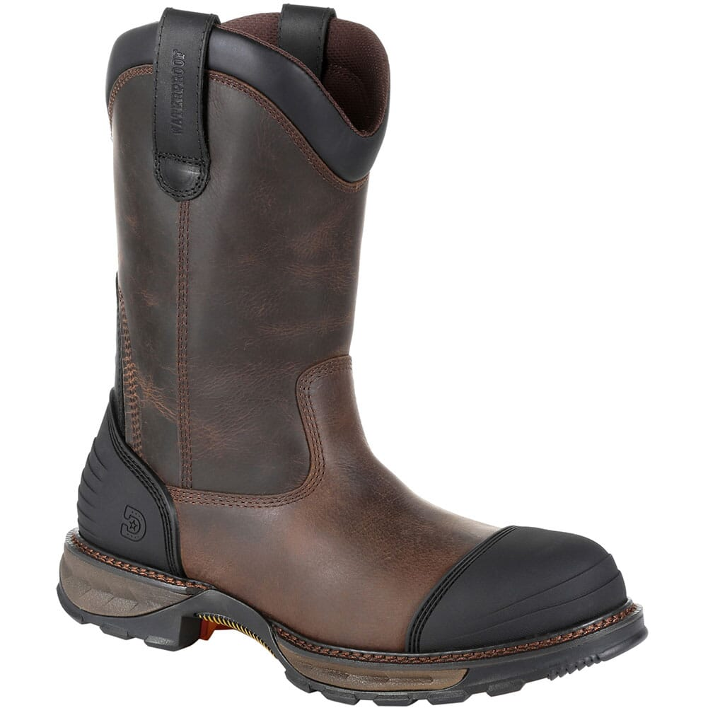 Image for Durango Men's Maverick XP WP Safety Boots - Distressed Grizzly Brown from bootbay