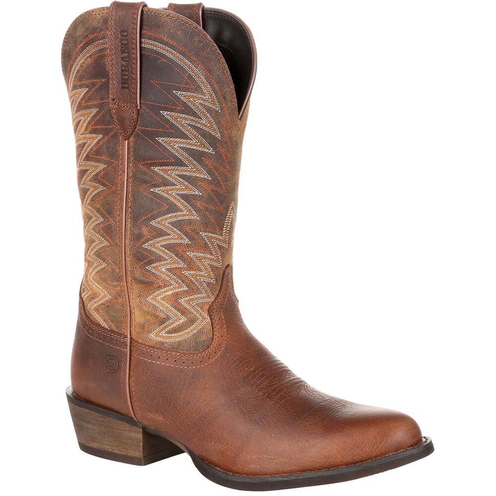 Image for Durango Men's Rebel Frontier Western Boots - Distressed Sunset Velocity from bootbay