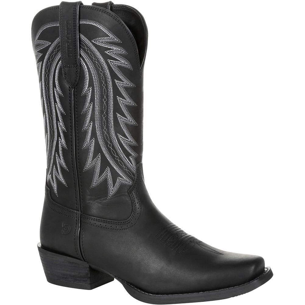 Image for Durango Men's Rebel Frontier Western Boots - Ebony from bootbay