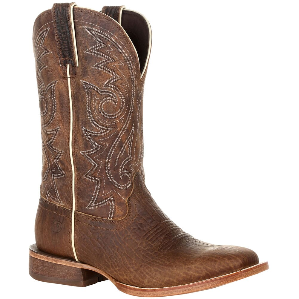 Image for Durango Men's Arena Pro Western Boots - Worn Saddle from bootbay