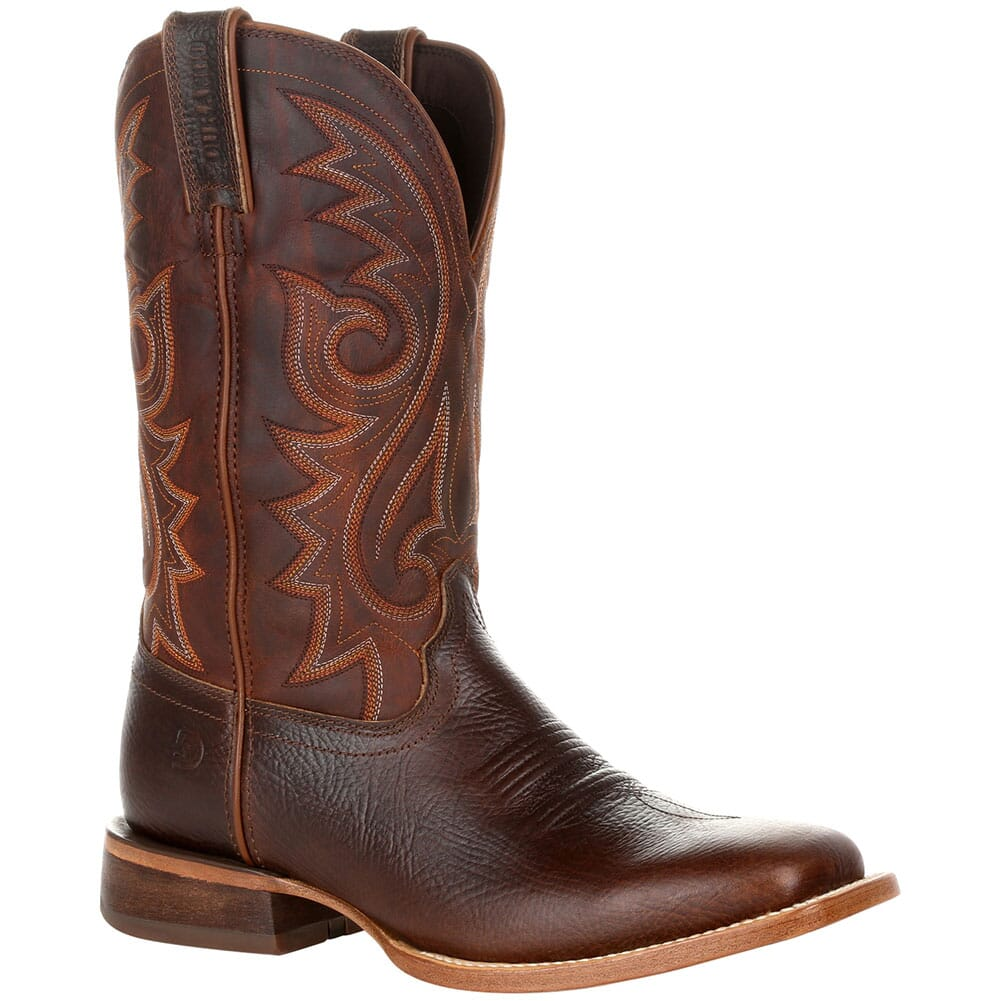 Image for Durango Men's Arena Pro Western Boots - Chestnut from elliottsboots