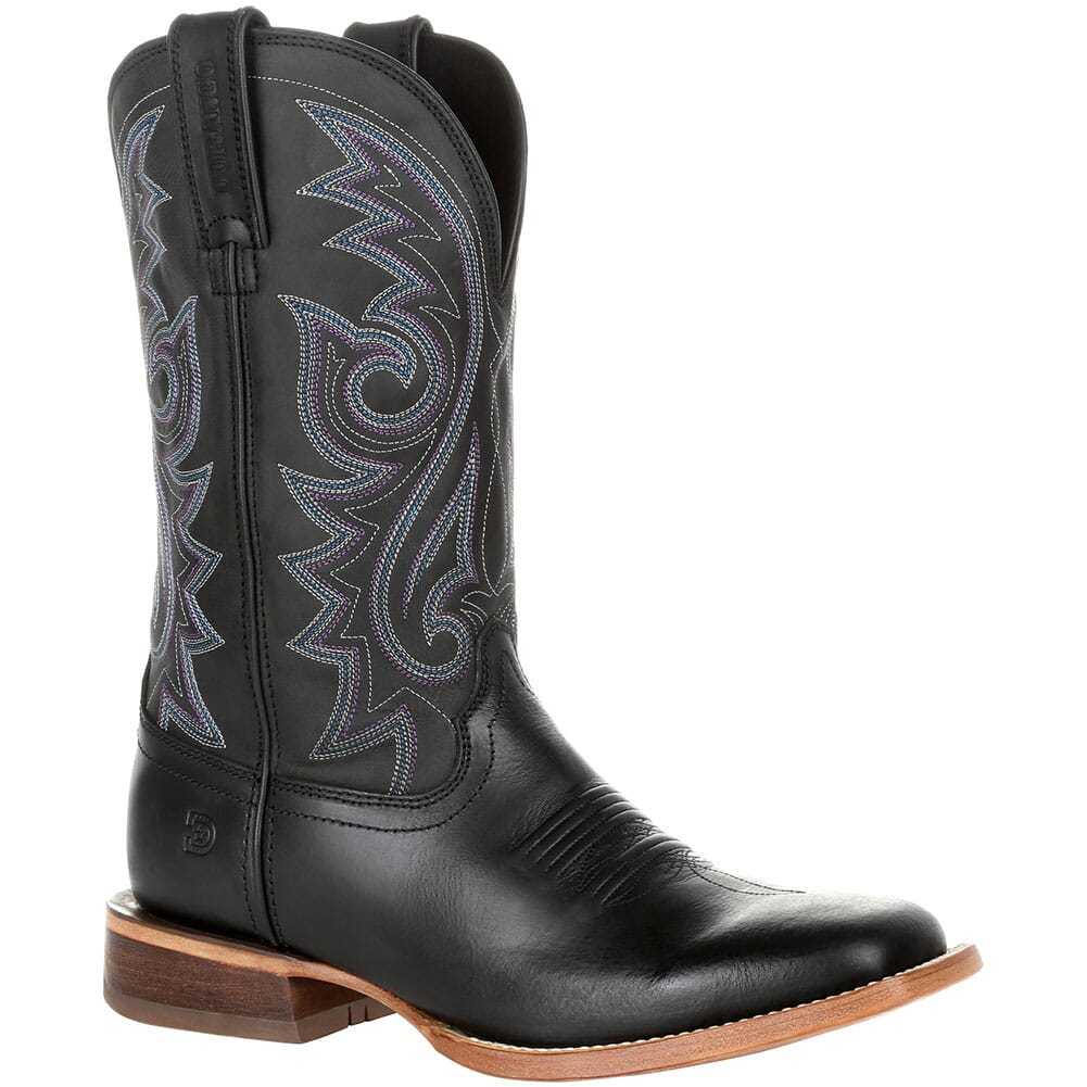Image for Durango Men's Arena Pro Western Boots - Raven Black from bootbay
