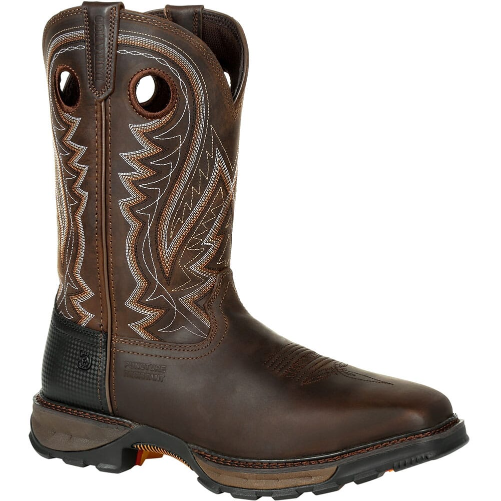 Image for Durango Men's Maverick XP Safety Boots - Nicotine Chocolate from bootbay