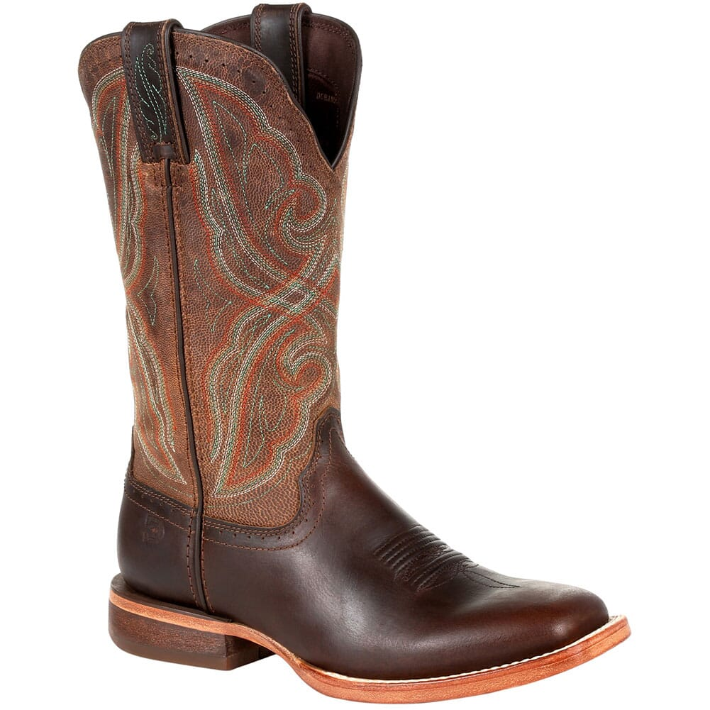 Image for Durango Women's Arena Pro Western Boots - Dark Chestnut from elliottsboots