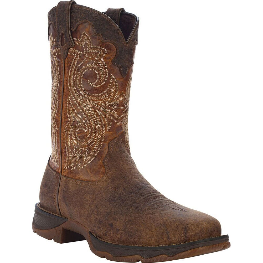 Image for Durango Women's Flirt Safety Boots - Brown from elliottsboots
