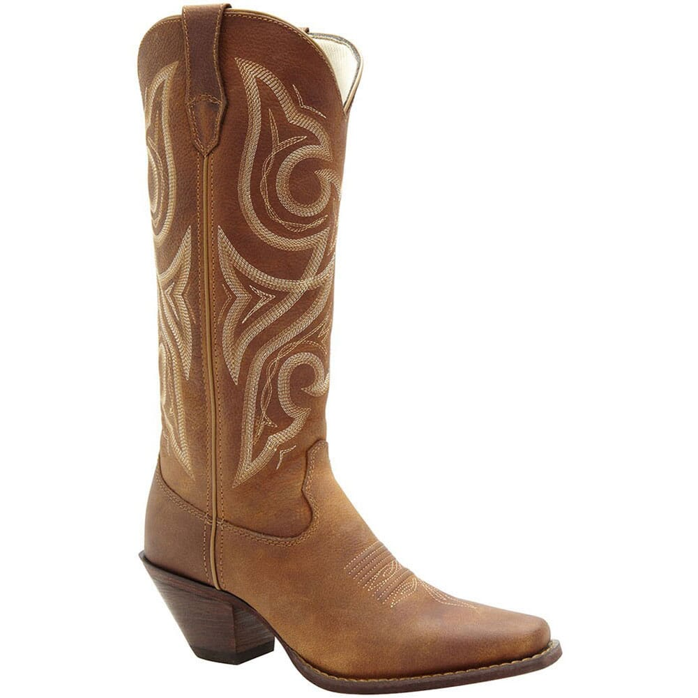 Image for Durango Women's Crush Western Boots - Cognac from elliottsboots