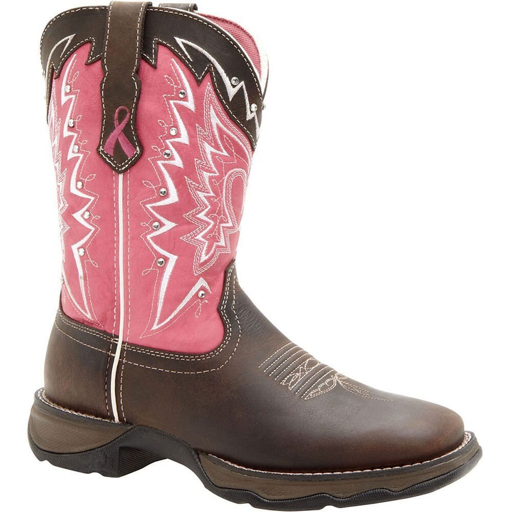 Image for Durango Women's Susan G. Komen Boots  - Pink from bootbay