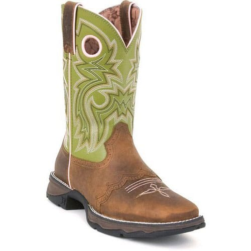 Image for Durango Women's Flirt Western Boots - Meadow from elliottsboots