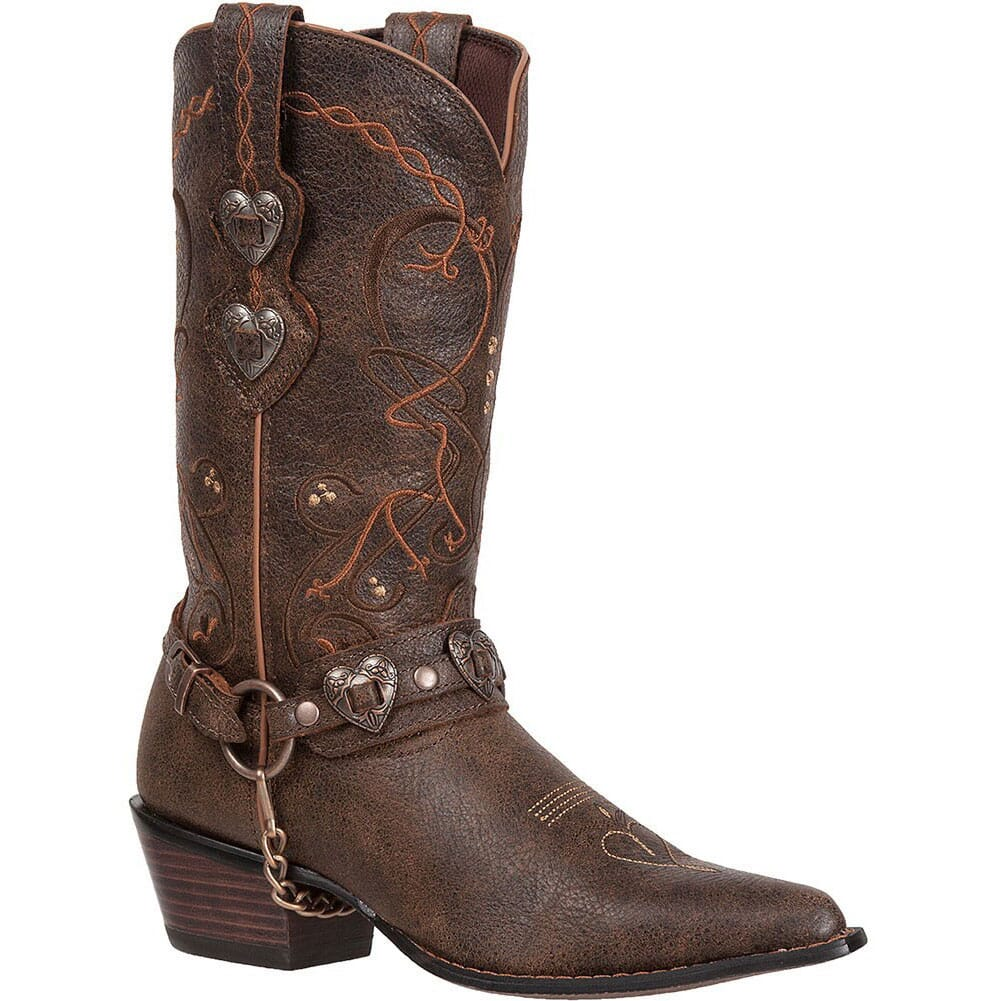 Image for Durango Women's Crush Western Boots - Brown from bootbay