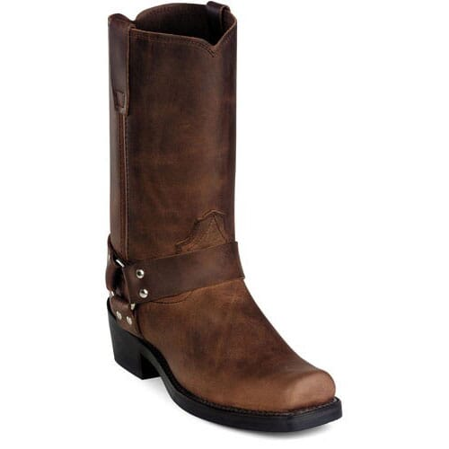 Image for Durango Women's Harness Motorcycle Boots - Gaucho from elliottsboots