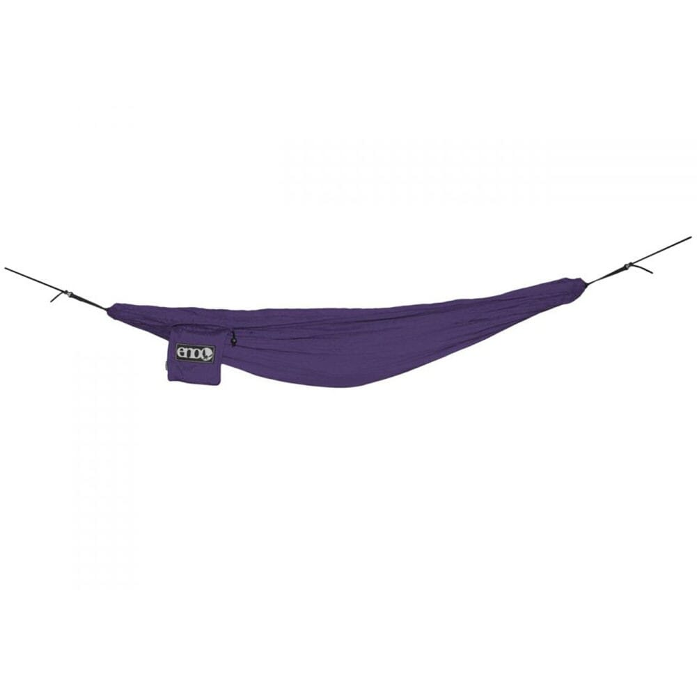 Image for ENO Underbelly Gear Sling Hammock - Purple from bootbay