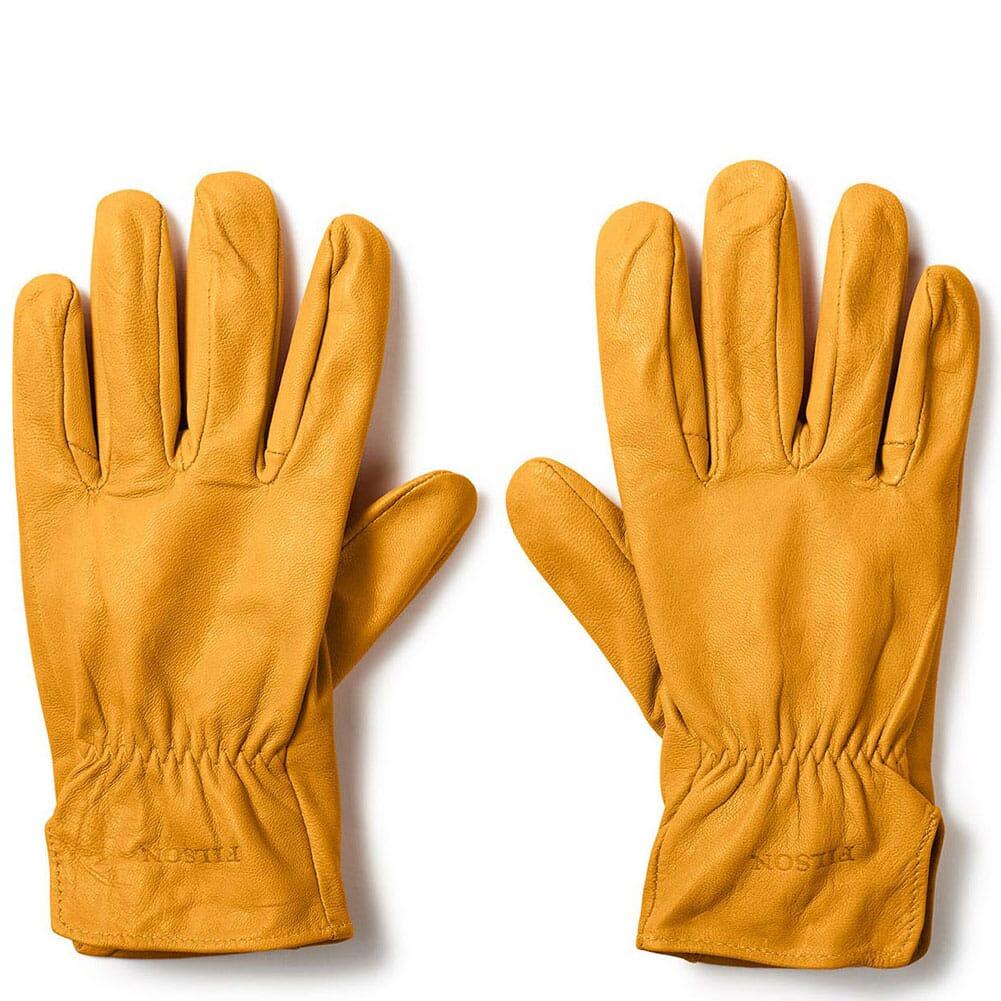 Image for Filson Men's Original Goatskin Gloves - Tan from bootbay