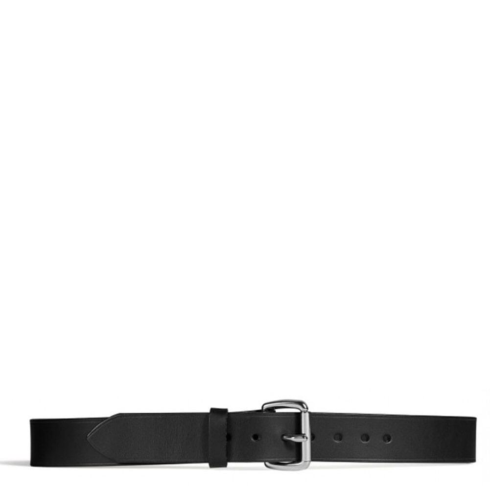 Image for Filson Men's 1-1/2Inch Leather Belt - Black from bootbay