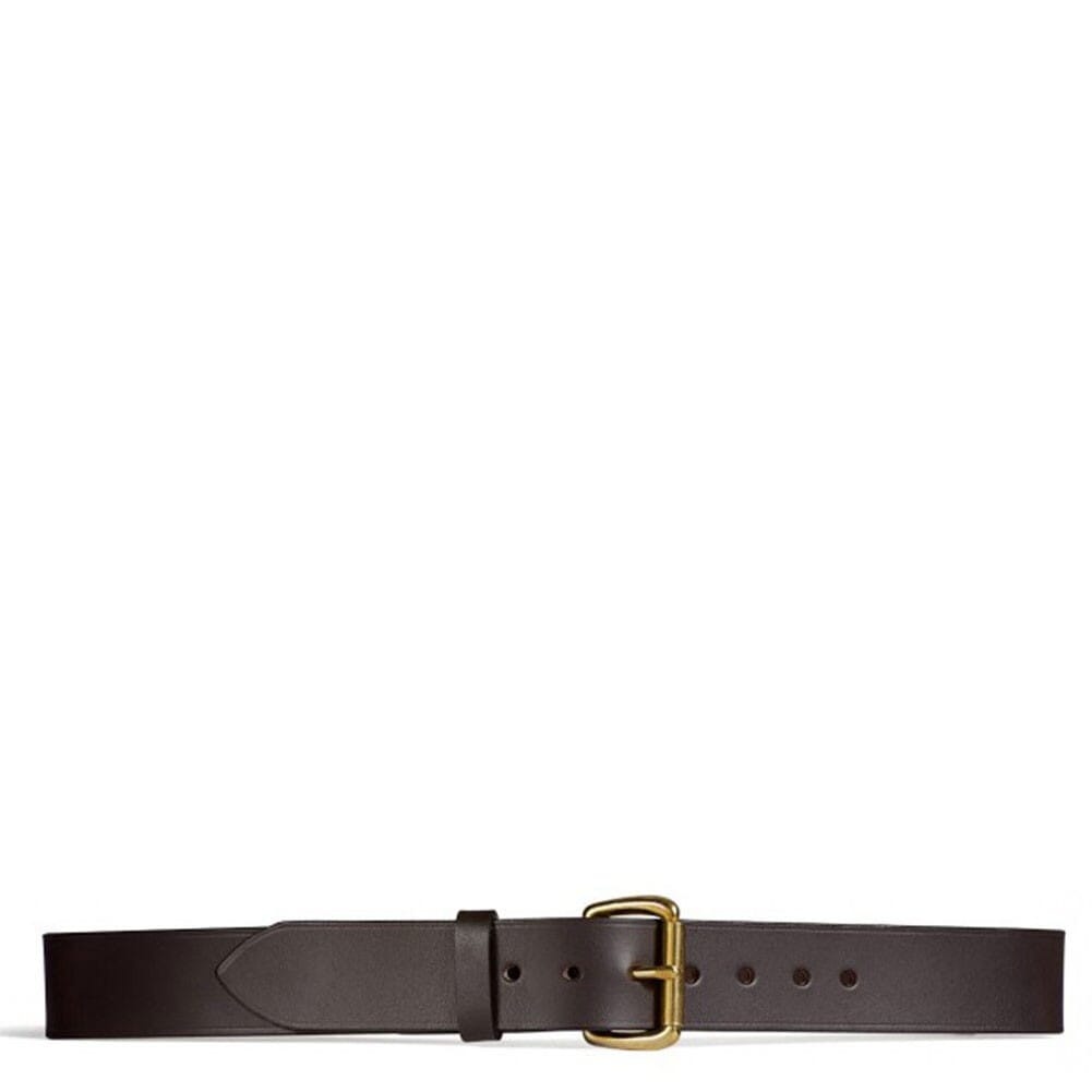 Image for Filson Men's 1-1/2Inch Leather Belt - Brown from bootbay