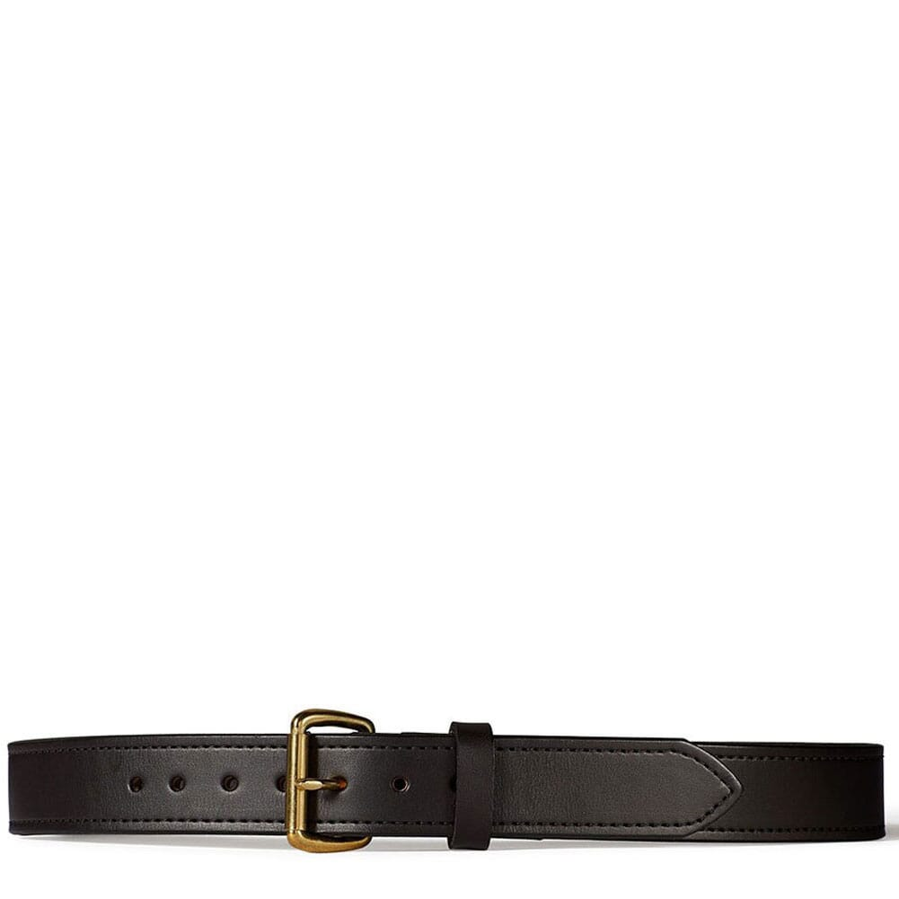 Image for Filson Men's 1-1/2IN Double Belt - Brown from bootbay