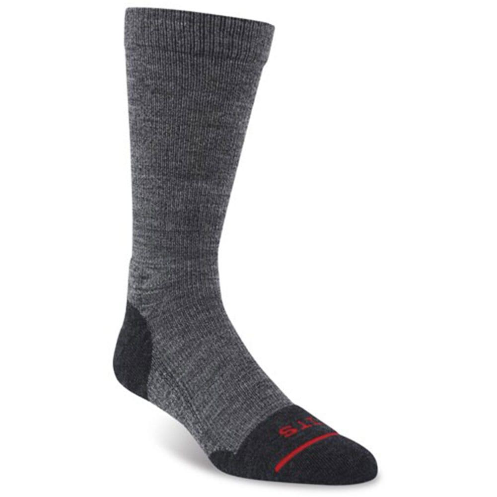 Image for FITS Men's Light Hiker Crew Socks - Coal from bootbay