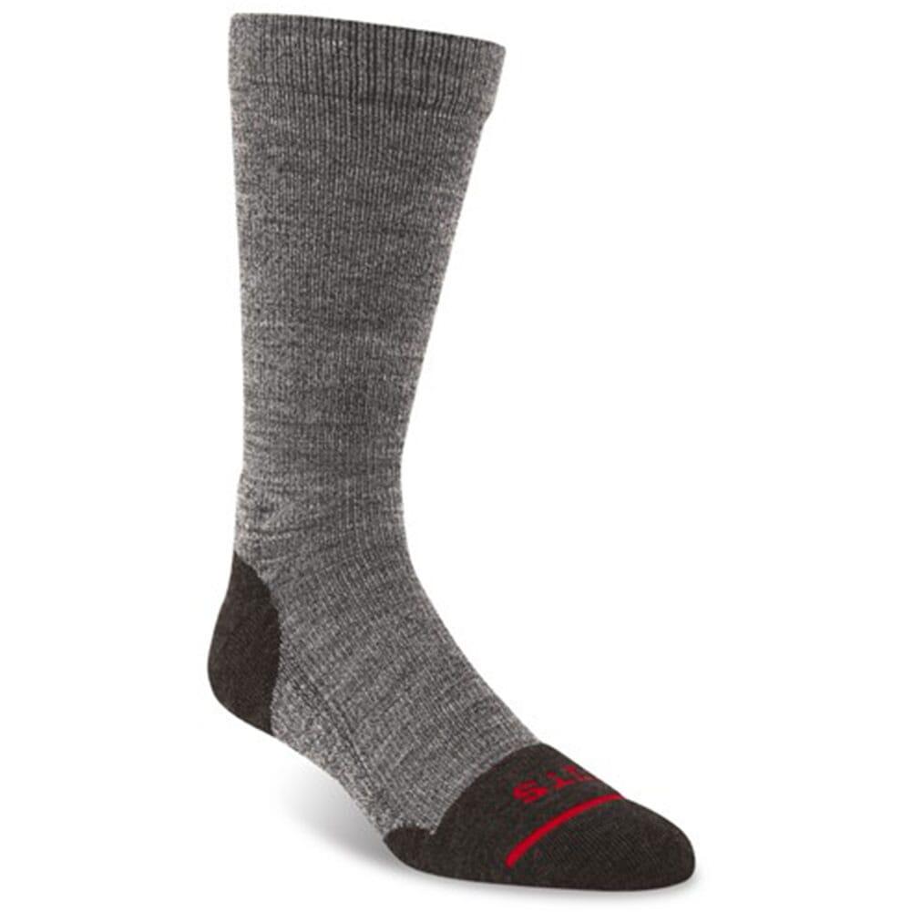Image for FITS Men's Light Hiker Crew Socks - Brown from bootbay