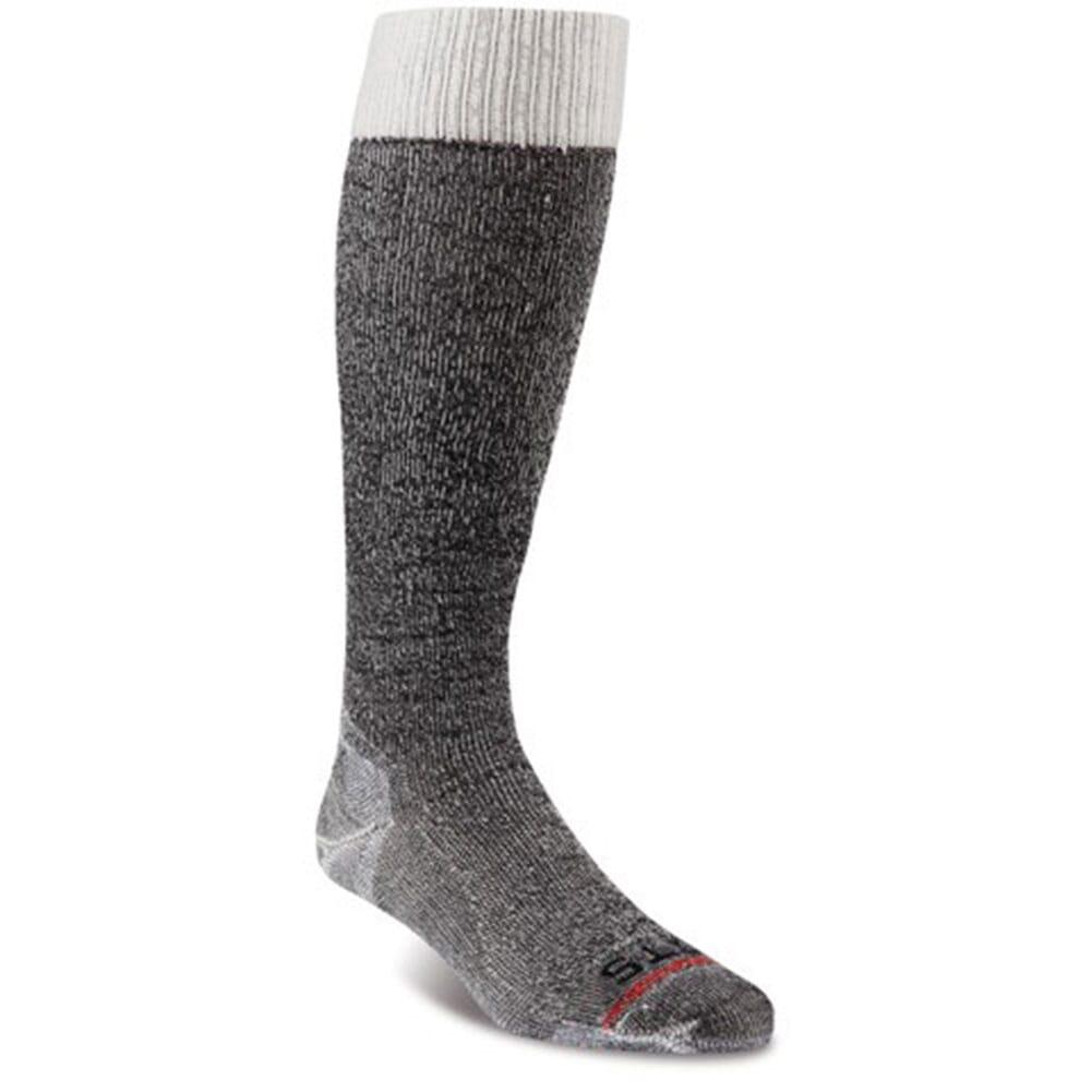 Image for FITS Men's Heavy Tracker OTC Socks - Coal from bootbay