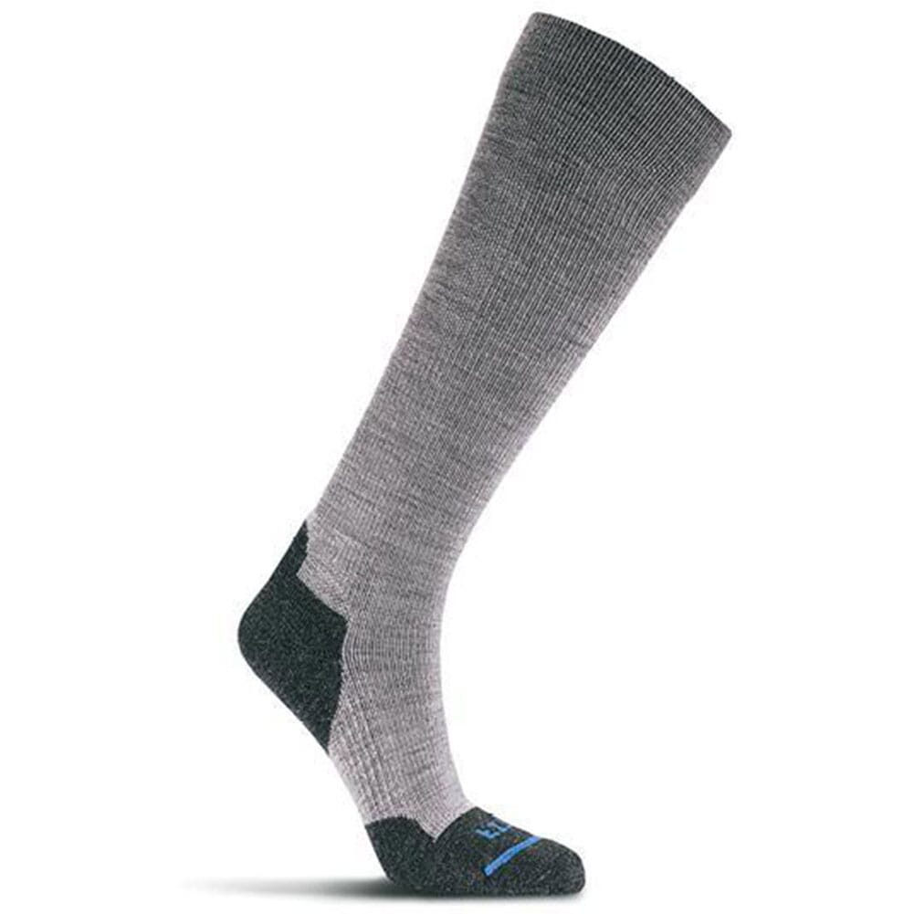 Image for FITS Men's OTC Cushioned Boot Socks - Light Grey from bootbay