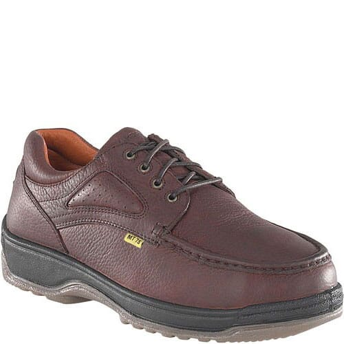 Image for Florsheim Men's Eurocasual Safety Shoes - Dark Brown from bootbay