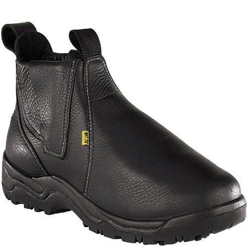 Image for Florsheim Men's Quick Release Safety Boots - Black from bootbay