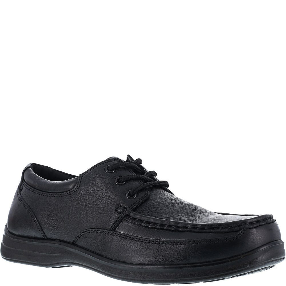 Image for Florsheim Men's Wily Lace Safety Shoes - Black from bootbay