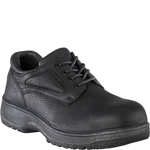 Image for Florsheim Women's Eurocasual Safety Shoes - Black from bootbay