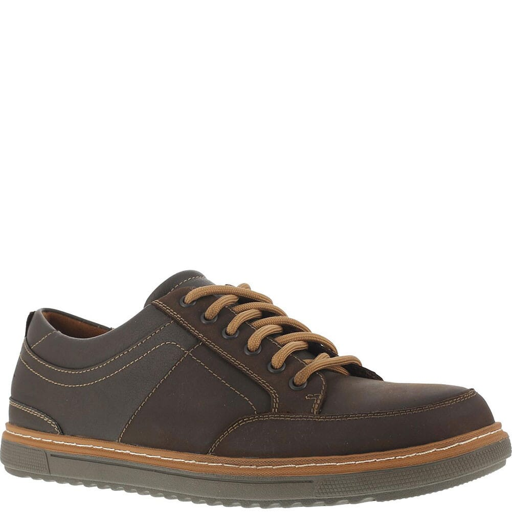 Image for Florsheim Men's Gridley Safety Shoes - Brown from bootbay