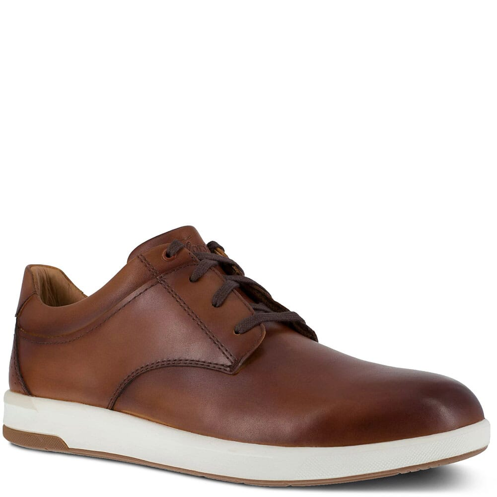 Image for Florsheim Men's Crossover Safety Shoes - Cognac from bootbay