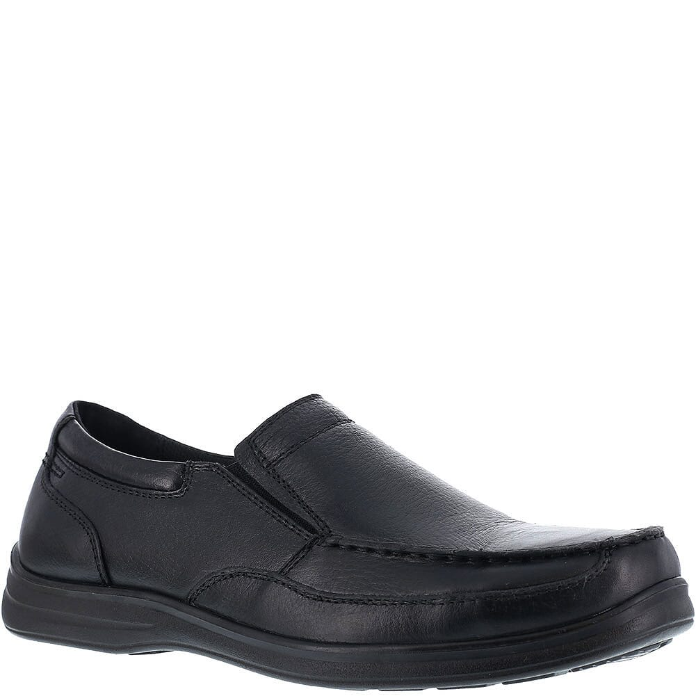 Image for Florsheim Women's Wily Safety Slip On - Black from bootbay