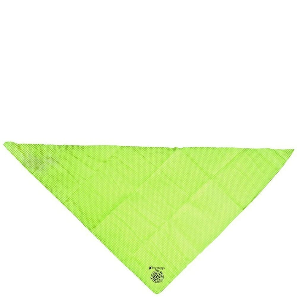 Image for Frogg Toggs Chilly Dana Cooling Bandana - Hi-Vis Green from bootbay