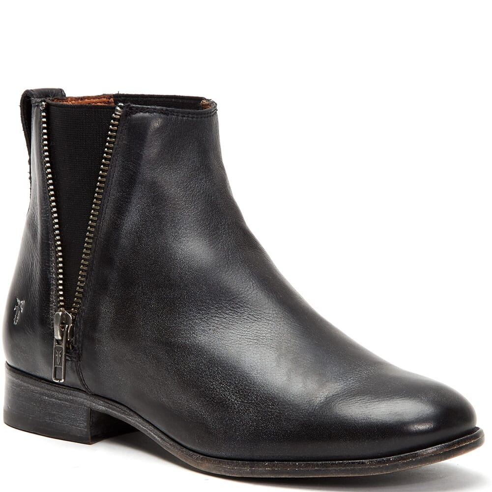 Image for Frye Women's Carly Chelsea Casual Boots - Black from bootbay