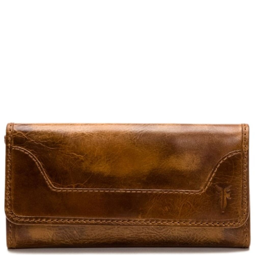 Image for Frye Melissa Wallet - Cognac from bootbay