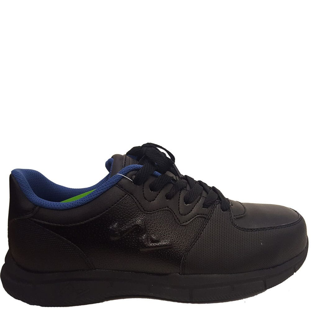 Image for Genuine Grip Men's Composite Toe Safety Shoes - Black from bootbay