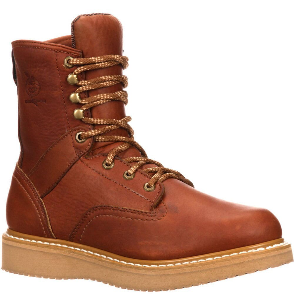 Image for Georgia Men's Barracuda SPR Safety Boots - Gold from bootbay
