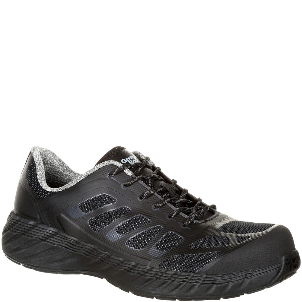 Image for Georgia Men's REFLX SD Safety Shoes - Black from bootbay