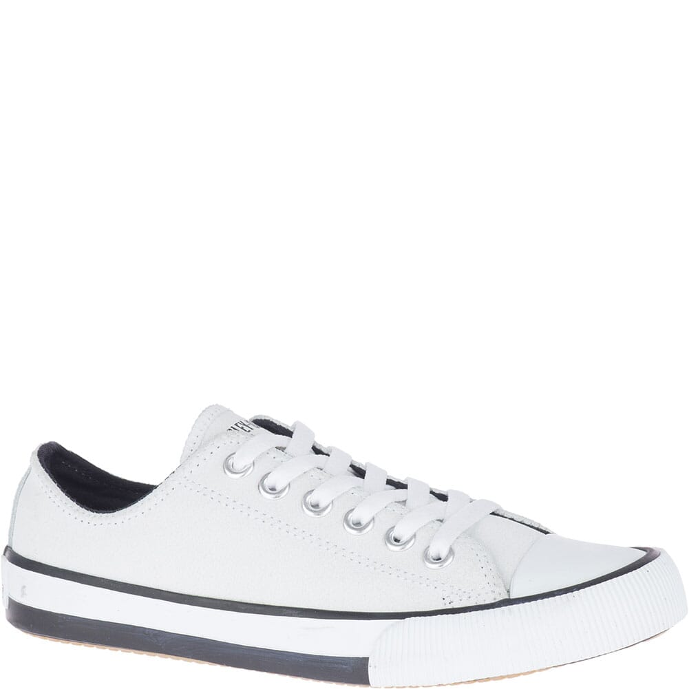 Image for Harley Davidson Women's Burleigh Casual Sneakers - White from bootbay