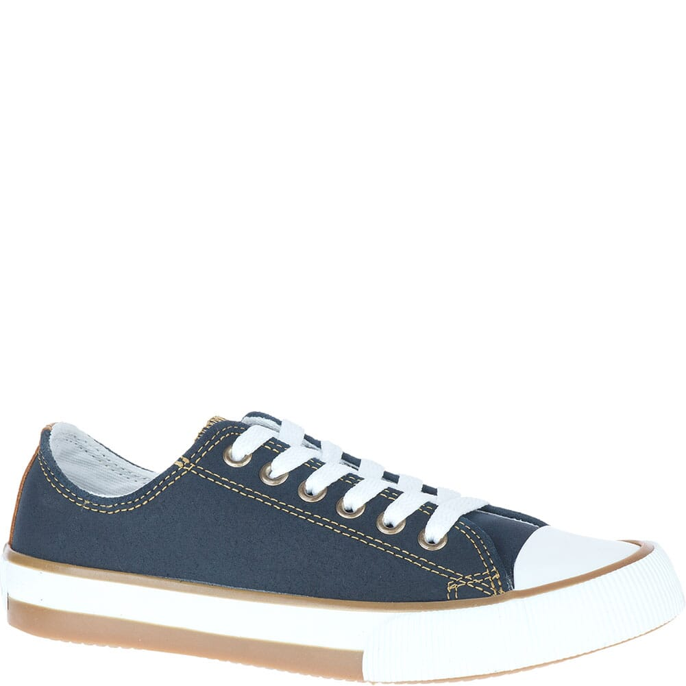 Image for Harley Davidson Women's Burleigh Casual Sneakers - Blue from bootbay