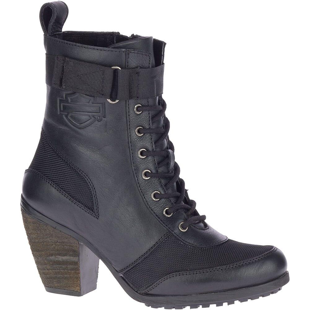Image for Harley Davidson Women's Burnett Casual Boots - Black from bootbay