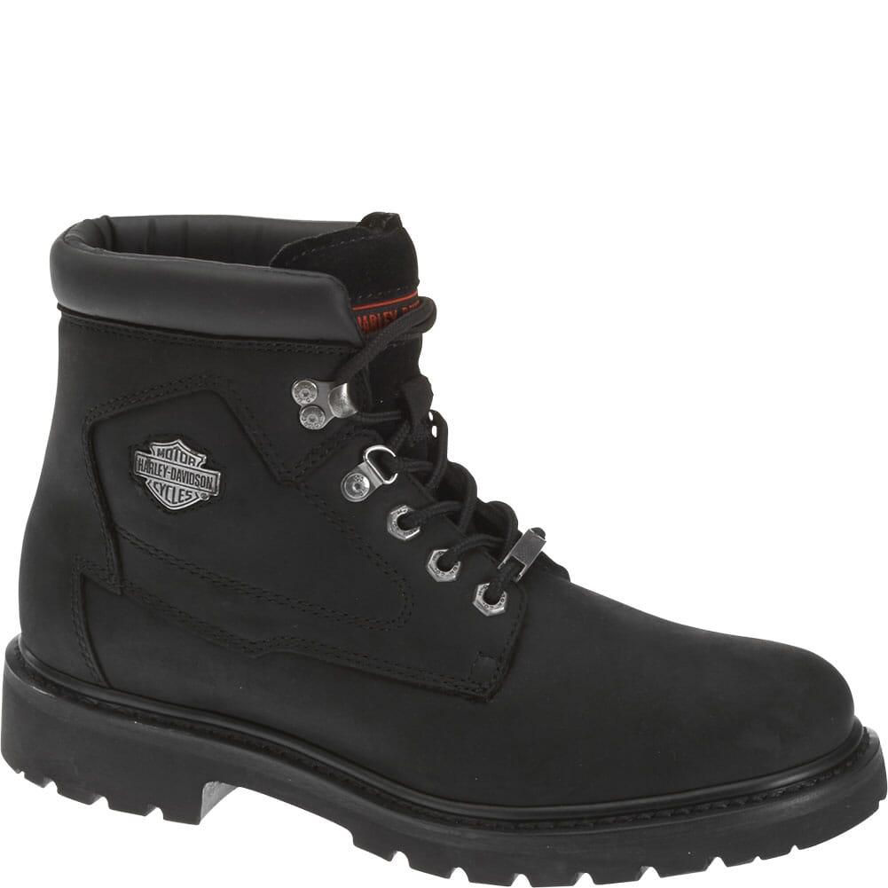 Image for Harley Davidson Men's Badlands Motorcycle Boots - Black from bootbay