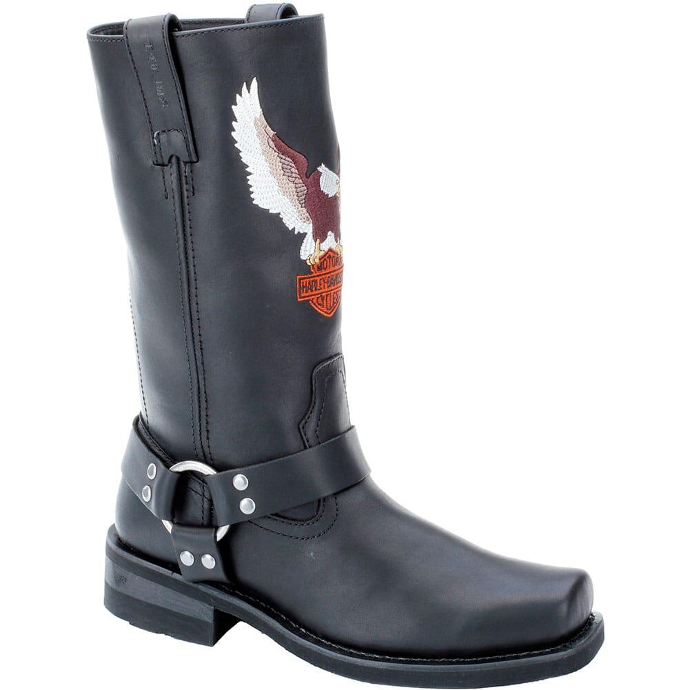 Image for Harley Davidson Men's Darren Motorcycle Boots - Black from bootbay