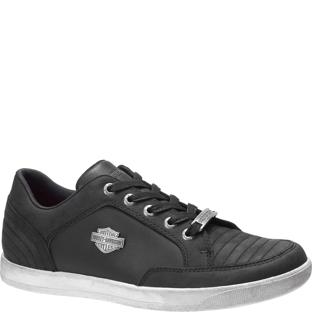 Image for Harley Davidson Men's Holmes Casual Shoes - Black from bootbay