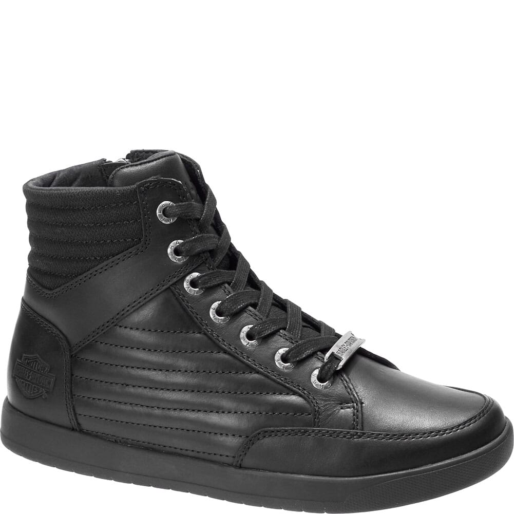 Image for Harley Davidson Men's Bridges Casual Boots - Black from bootbay