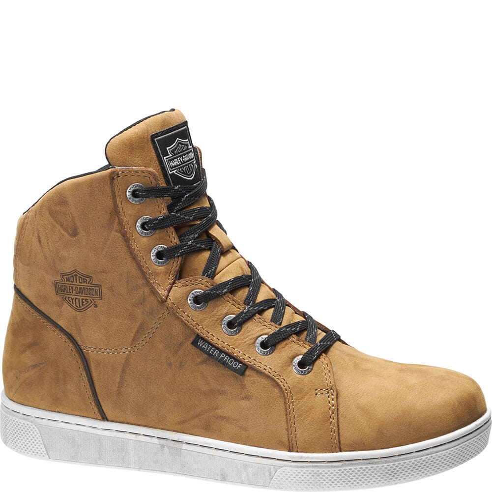 Image for Harley Davidson Men's Bateman Motorcycle Boots - Brown from bootbay