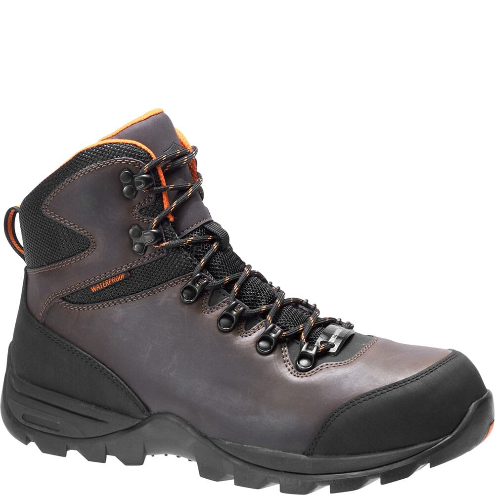 Image for Harley Davidson Men's Benham CT Safety Boots - Brown from bootbay