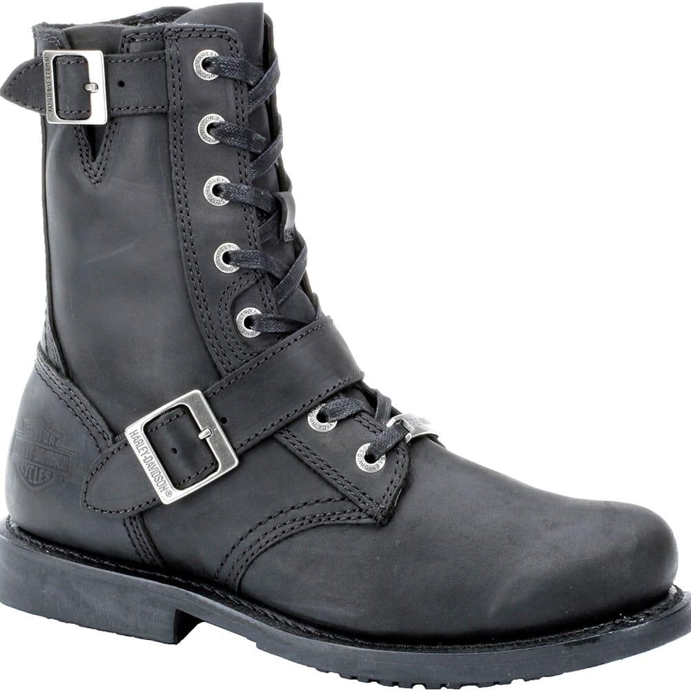 Image for Harley Davidson Men's Ranger Motorcycle Boots - Black from bootbay