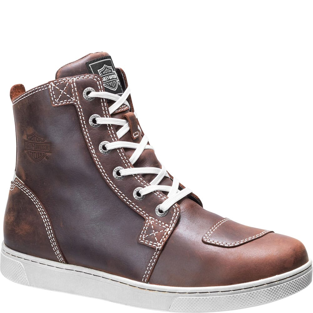 Image for Harley Davidson Men's Steinman Casual Boots - Brown from bootbay