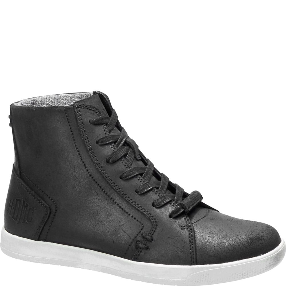 Image for Harley Davidson Men's Putnman Casual Boots - Black from bootbay