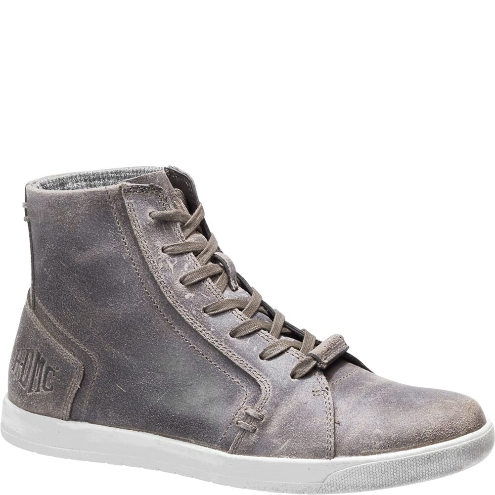 Image for Harley Davidson Men's Putnman Casual Boots - Grey from bootbay